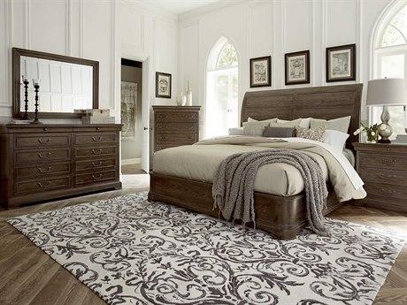 A.R.T. Furniture Saint Germain Platform Sleigh Bedroom Set AT2151451513SET2