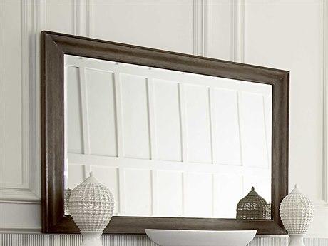 A.R.T. Furniture Saint Germain Coffee 48''W x 37''H Rectangular Wall Mirror