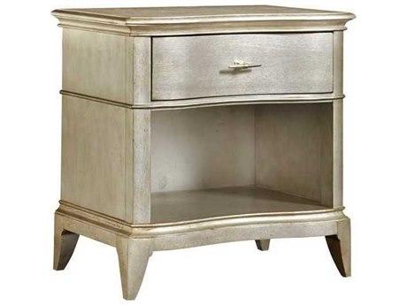 A.R.T Furniture Starlite Peri 28''W x 18''D Rectangular Open Nightstand
