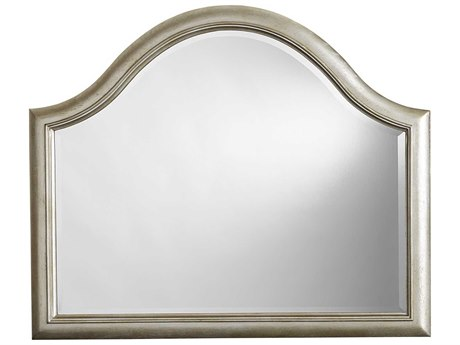 A.R.T Furniture Starlite Peri 47''W x 40''H Arched Wall Mirror
