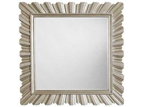 A.R.T Furniture Starlite Peri 42''W x 42''H Square Wall Mirror