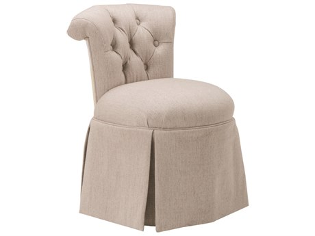 A.R.T. Furniture Summer Creek Harbor White Accent Stool AT2511841317