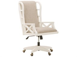 Summer Creek Harbor White Executive Chair