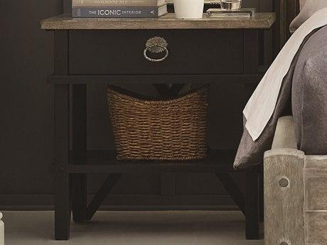 A.R.T. Furniture Summer Creek Scrubbed Oak / Hale One-Drawer Nightstand