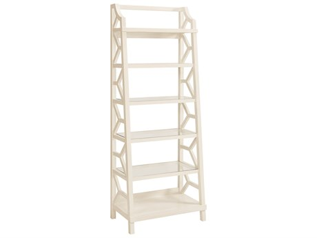 A.R.T. Furniture Summer Creek Harbor White Bookcase AT2518011317