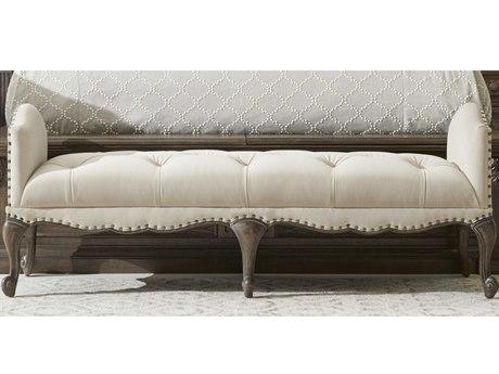 A.R.T. Furniture Vintage Salvage Adler Walnut Accent Bench