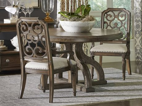 A.R.T. Furniture Vintage Salvage Dining Room Set