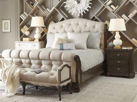 A.R.T. Furniture Vintage Salvage Bedroom Set