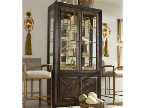 A.R.T. Furniture Woodwright Brown Curio AT2532402315