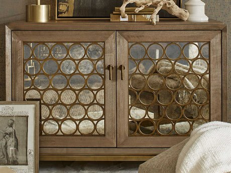 A.R.T. Furniture Woodwright Champagne Accent Chest