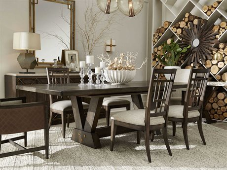 A.R.T. Furniture Woodwright Dining Room Set