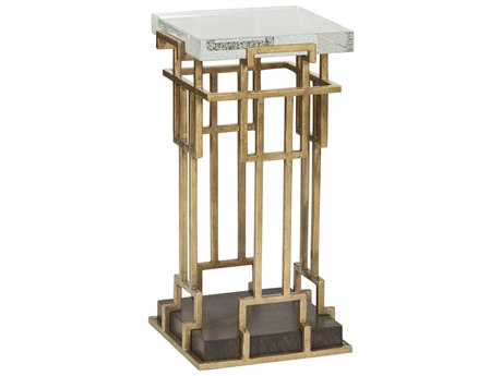 A.R.T. Furniture Woodwright Bronze 13'' Wide Square End Table AT2533091245