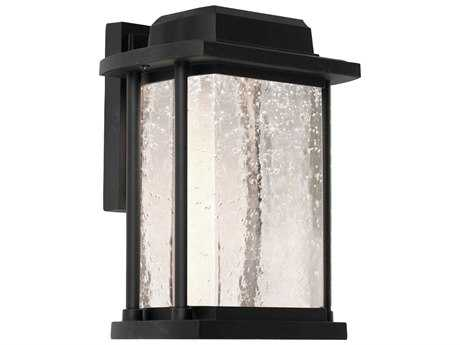 Artcraft Lighting Addison Black LED Outdoor Wall Light ACAC9120BK