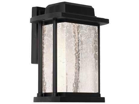 Artcraft Lighting Addison Black LED Outdoor Wall Light ACAC9121BK