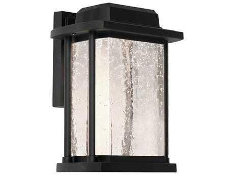 Artcraft Lighting Addison Black LED Outdoor Wall Light ACAC9122BK