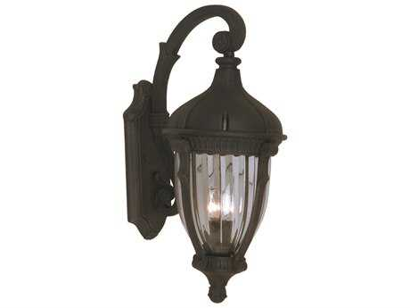 Artcraft Lighting Anapolis Oil Brushed Bronze Three-Light 11W Outdoor Wall Light ACAC8581OB