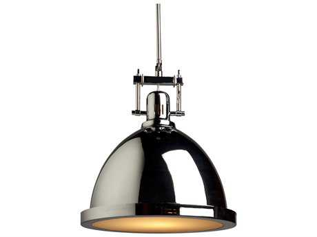 Artcraft Lighting Broadview Chrome 15.5'' Wide Pendant ACSC291CH