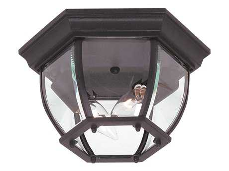 Artcraft Lighting Classico Rust Two-Light Outdoor Ceiling Light