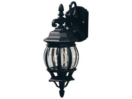 Artcraft Lighting Classico Black Outdoor Wall Light ACAC8091BK