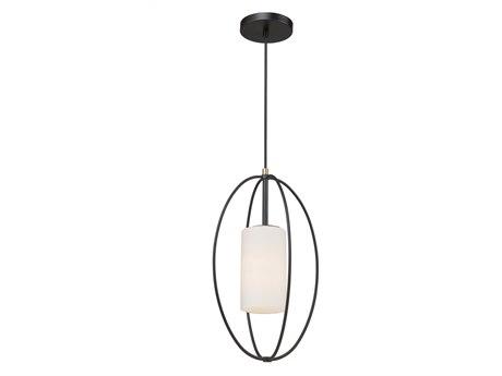 Artcraft Lighting Dewdrop Black 10'' Wide Glass Mini Pendants ACSC13171