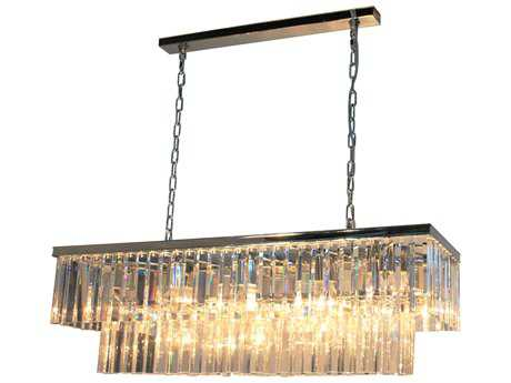 Artcraft Lighting El Dorado Chrome 13-Light Island Light