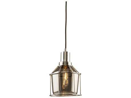 Artcraft Lighting Fifth Avenue Chrome 6'' Wide Mini-Pendant Light ACAC10290CH