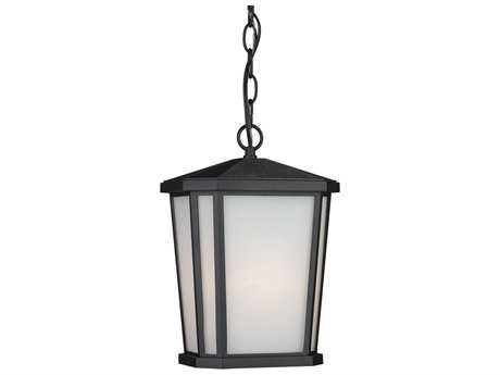 Artcraft Lighting Hampton Black Outdoor Hanging Light