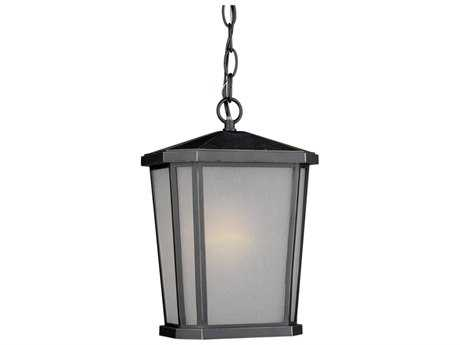 Artcraft Lighting Hampton Oil Brushed Bronze Outdoor Hanging Light