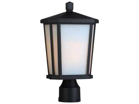 Artcraft Lighting Hampton Black Outdoor Post Mount Light