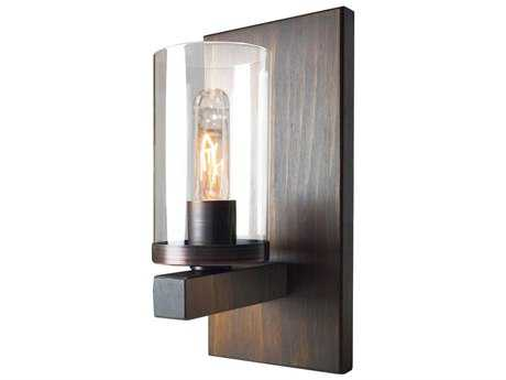 Artcraft Lighting Jasper Park Bronze Wall Sconce