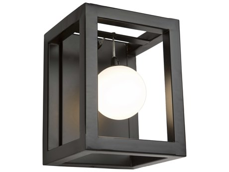 Artcraft Lighting Massey Matte Black LED Wall Sconce ACAC6602