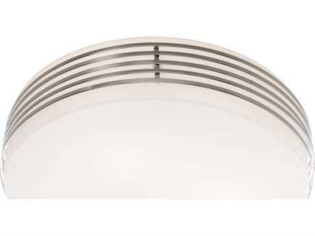 Artcraft Lighting Flushmount Chrome Two-Light Flush Mount Light ACAC2170