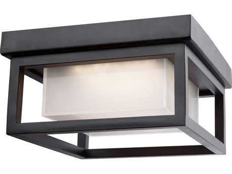 Artcraft Lighting Overbrook Black Outdoor Ceiling Light