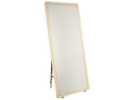 Artcraft Lighting Reflections Crystal Floor Mirror ACAM309