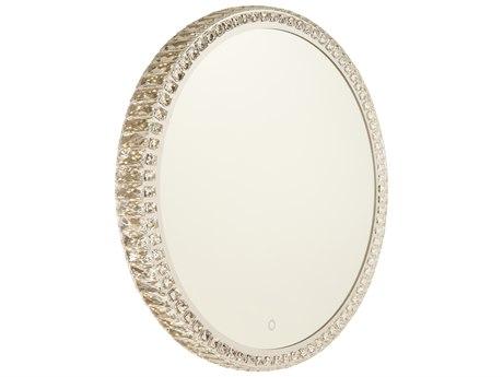 Artcraft Lighting Reflections Crystal Wall Mirror ACAM306