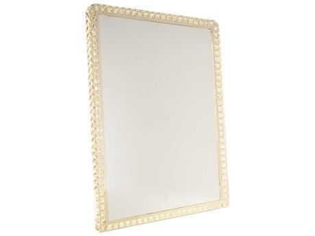 Artcraft Lighting Reflections Crystal Wall Mirror ACAM308