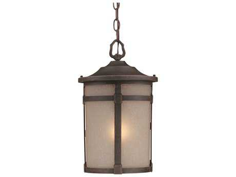 Artcraft Lighting St. Moritz Dark Bronze Outdoor Hanging Light ACAC8645BZ