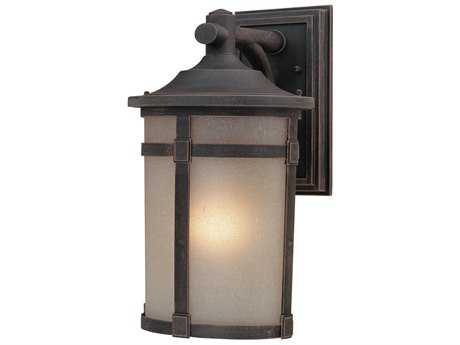 Artcraft Lighting St. Moritz Dark Bronze Outdoor Wall Light