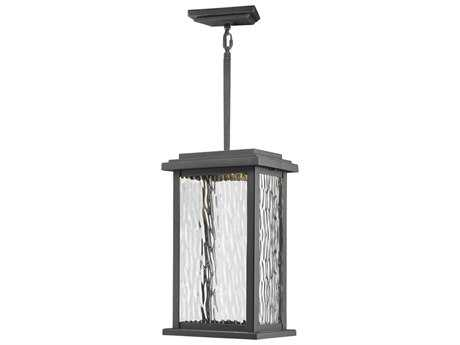 Artcraft Lighting Sussex Black Outdoor Hanging Light ACAC9075BK