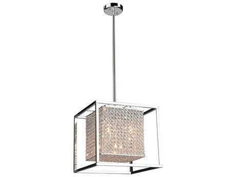 Artcraft Lighting Vega Stainless Steel Five-Light Pendant ACAC10325