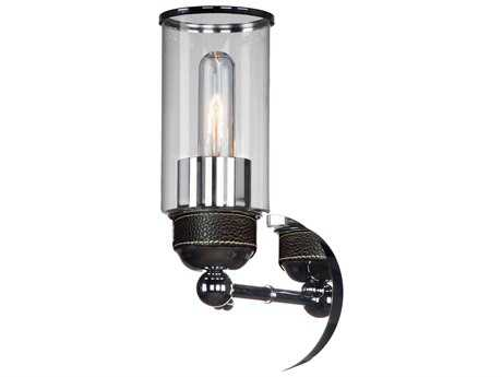 Artcraft Lighting Westchester Chrome Wall Sconce ACSC13057