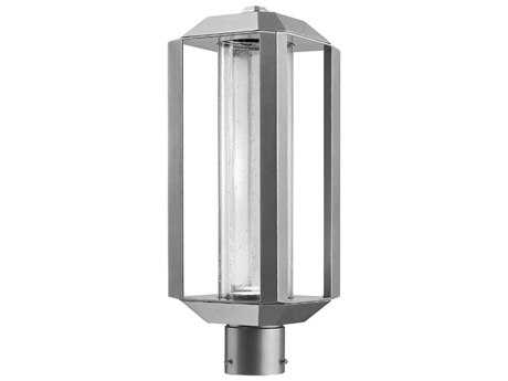 Artcraft Lighting Wexford Silver LED Outdoor Post Light ACAC9093SL