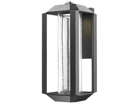 Artcraft Lighting Wexford Black LED Outdoor Wall Light ACAC9091BK