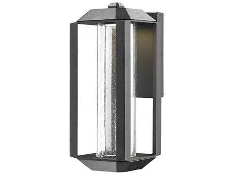 Artcraft Lighting Wexford Black LED Outdoor Wall Light ACAC9101BK