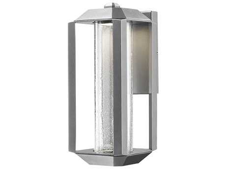 Artcraft Lighting Wexford Silver LED Outdoor Wall Light ACAC9101SL