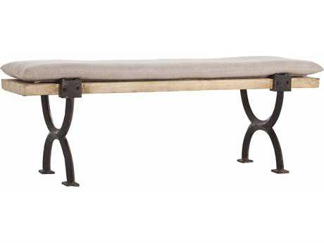 Arteriors Home Atlas Limed Washed Accent Bench