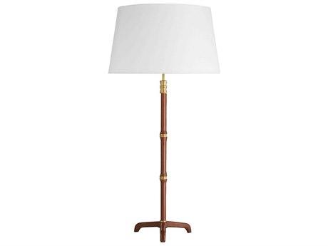 Arteriors Home Celerie Kemble Cognac Buffet Lamp