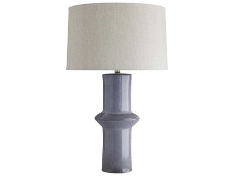 Arteriors Home Celerie Kemble Sterling Blue Buffet Lamp