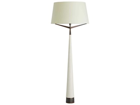 Arteriors Home Elden Ivory Floor Lamp ARH79160401