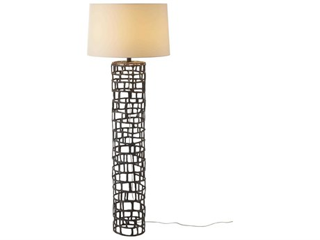 Arteriors Home Hansel Natural Iron Floor Lamp ARH73121899